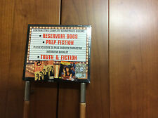 RESERVOIR DOGS/PULP FICTION   O.S.T.  2 CD