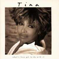 What's Love Got To Do With It - Tina Turner CD Emi