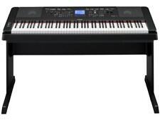 Yamaha pianoforte digitale DGX660B tasti 88