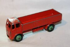 Dinky #420 Leyland Forward Control Lorry, Red with Green Hubs