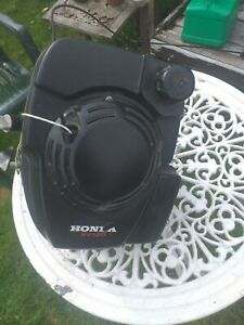 Honda GV100 with 70mm long crank lawnmower engine gwo A2 spare part good runner