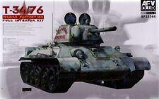 AFV Club 1/35 T-34/76 1942/43 Factory 183 Full Interior Kit # AF35144