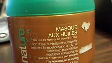 L'oreal Serie Nature Masque Aux Huiles  6.7 oz Ships Today