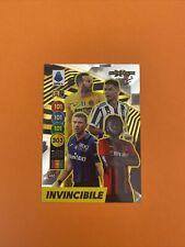 Adrenalyn Panini Calciatori 2021-2022 n.465 Card Invincibile Top Player