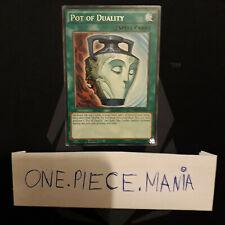 Yu-gi-oh! Pot Of Duality HSRD-EN056 1st