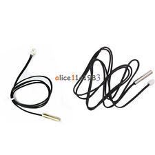 1251020pcs 1m Ntc Thermistor Accuracy Temperature Sensor 10k 1 3950 Probe