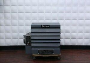 Dayton 20JET Air Heater for Hazardous Location 480V 3PH with Emerson Motor