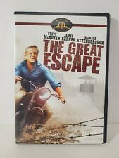 The Great Escape Dvd - Steve McQueen - Special Features - Mgm