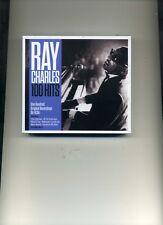 RAY CHARLES - 100 HITS - 4 CDS - NEW!!