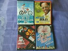 DVD LOTTO 4 FILM  (COMICI)