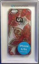 """Uncommon Case Eve Valentina Ramos Clear Deflector Hard Shell iPhone 6 / 6S 4.7"""""""