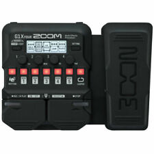 Zoom G1XFOUR Guitar Multi-Effects Processor with Expression Pedal