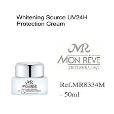 MONREVE WHITENING SOURCE UV 24-H PROTECTION CREAM 50ml *NEW*