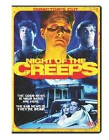 Night of the Creeps [New DVD] Ac-3/Dolby Digital, Dolby, Subtitled, Un
