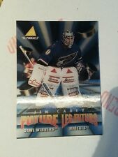 1995-96 Pinnacle McDonald's #McD-40 Jim Carey Washington Capitals Hockey Card