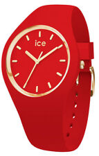 ICE WATCH 016263 ICE glam colour Red Small Silikon Rot neu