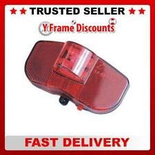 Smart Carrier Fitting Bike Cycle LED Rear Pannier Carrier Light