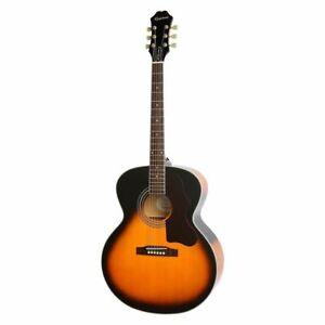 EPIPHONE EJ-200 Artist Acoustic Western Guitar IN Vintage Sunburst