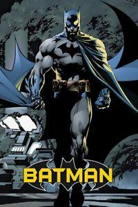 """Batman - Comic Poster / Print (The Dark Knight Walking) (Size: 24"""" X 36"""")"""