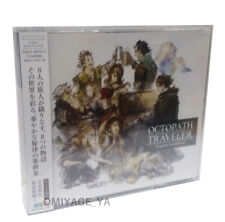 Octopath Traveler Original Soundtrack 4 CDs Japan