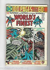 DC Comics Worlds Finest Superman & Batman Vol. 35 # 227. February, 1975. V/G.