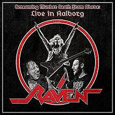 Raven - Screaming Murder Death From Above: Live In Aalborg (NEW CD DIGI)