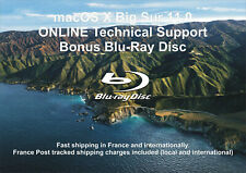 macOS XI 11.0 Big Sur - ONLINE Technical Support - Bonus Blu-ray