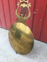 ancien balancier de pendule antique pendulum for clock
