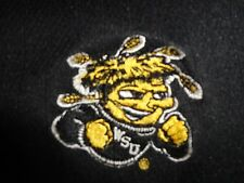 Black Starter Wichita State Shockers Adult XL NCAA T Shirt  EXCELLENT Free US SH