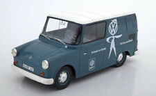 1:18 Schuco VW Fridolin Kundendienst lightblue/white
