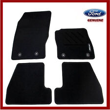 Genuine Ford Focus 2015 Onward Tailored Carpet Mats. Set of Four. 1913997. New