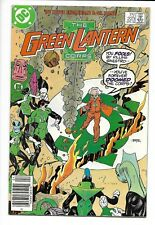 Green Lantern Corps #223 DC 1988 NM- 9.2 Gil Kane cover. Newsstand