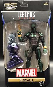 "Marvel Legends KREE SENTRY 7"" Action Figure Genis-Vell BAF Series Hasbro 2018"