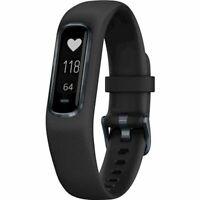 Garmin vívosmart 4 Activity Tracker + Heart Rate (Large) Black (010-01995-13)™
