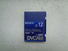 DVCAM SONY PDVM-12N Didital Video Cassette Mini DV - New