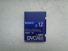 DVCAM SONY PDVM-12N Didital Video Cassette Mini DV - New