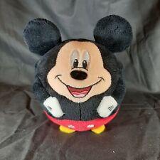 Ty Beanie Babies Ballz Disney Mickey Mouse Plush Stuffed Animal Toy 2013