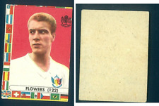 Ronald Flowers (Wolverhampton England) World Cup Chile 1962 Football! NEW n.122