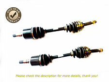 A Pair Toyota Prado 120 Series Brand New Front CV Joint Drive Shafts 2/03-11/09