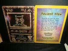 Pokemon BLACK STAR PROMO-ANCIENT MEW HOLOFOIL! SEALED !   MINT