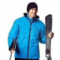 Herren Skijacke Snowboardjacke wind-, schmutz- und wasserabweisend ÖkoTex Bionic