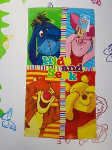 Kinderhandtuch Winnie Pooh 35x65cm