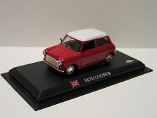 Modellauto MINI Cooper rot del Prado 1:43
