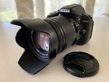 Nikon D5300 con obiettivo Sigma 18-250