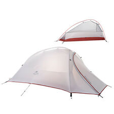 Naturehike 1 Person Outdoor Camping Tent Double-layer Waterproof Ultralight
