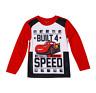 Neu Disney Cars Jungen Shirt Langarmshirt Sweatshirt - Gr. 110/116, 122/128