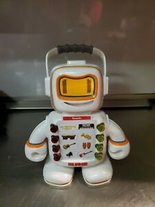 ALPHIE Playskool Educational Robot - Vintage, , 28 Cards. Fully tested