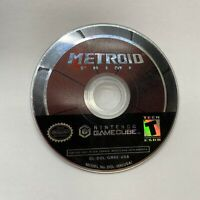 Metroid Prime Disc Only (Nintendo GameCube, 2004) Tested & Works