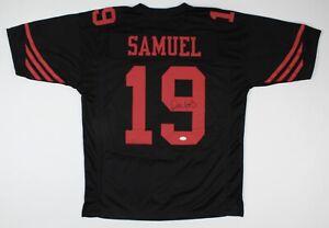 Deebo Samuels Signed San Francisco 49ers Jersey (JSA COA)