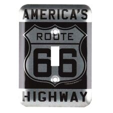 Route 66 Switch Plate